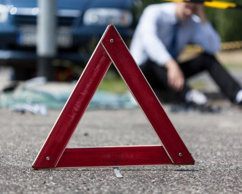 На Киевщине произошла масштабная авария: четверо погибших