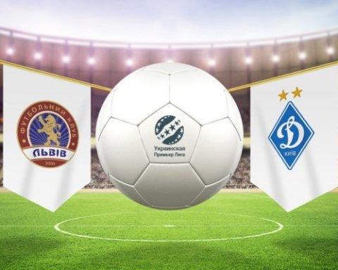 «Динамо» добыло очень тяжелую победу над «Львовом»