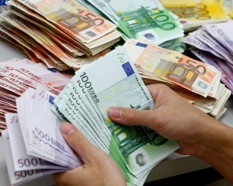 Украинские чиновники получили миллиард евро от ЕС: на что потратят деньги