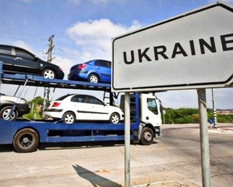 Кабмин готовит новые «сюрпризы» для владельцев «евроблях»
