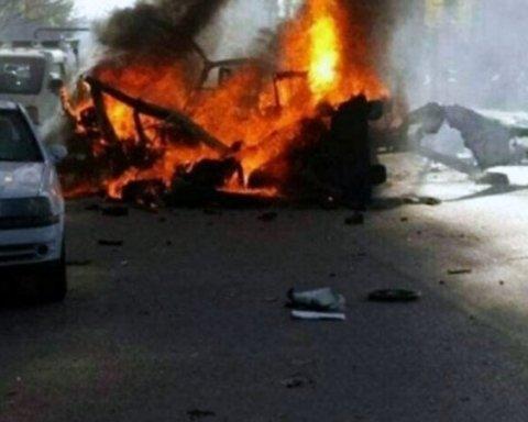 Из-за взрыва в Сирии погибли 18 человек
