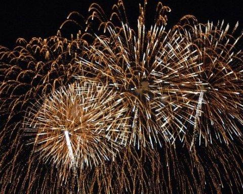 »Какие фейерверки, в стране война»: в сети разразился скандал из-за масштабного празднования в Кривом Роге