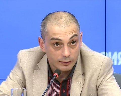"""Російський журналіст порівняв Україну з """"відсталою дитиною"""""""