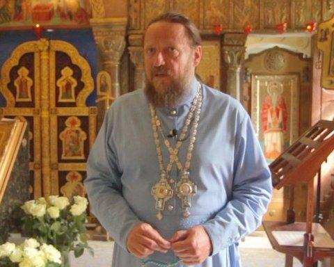 """Скандальний український єпископ розповів американцям про """"один народ"""""""