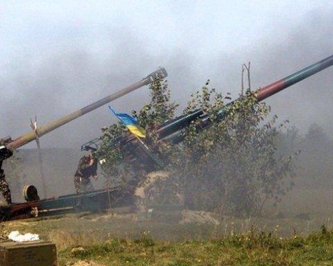 Опубліковані вражаючі кадри тренувань українських артилеристів