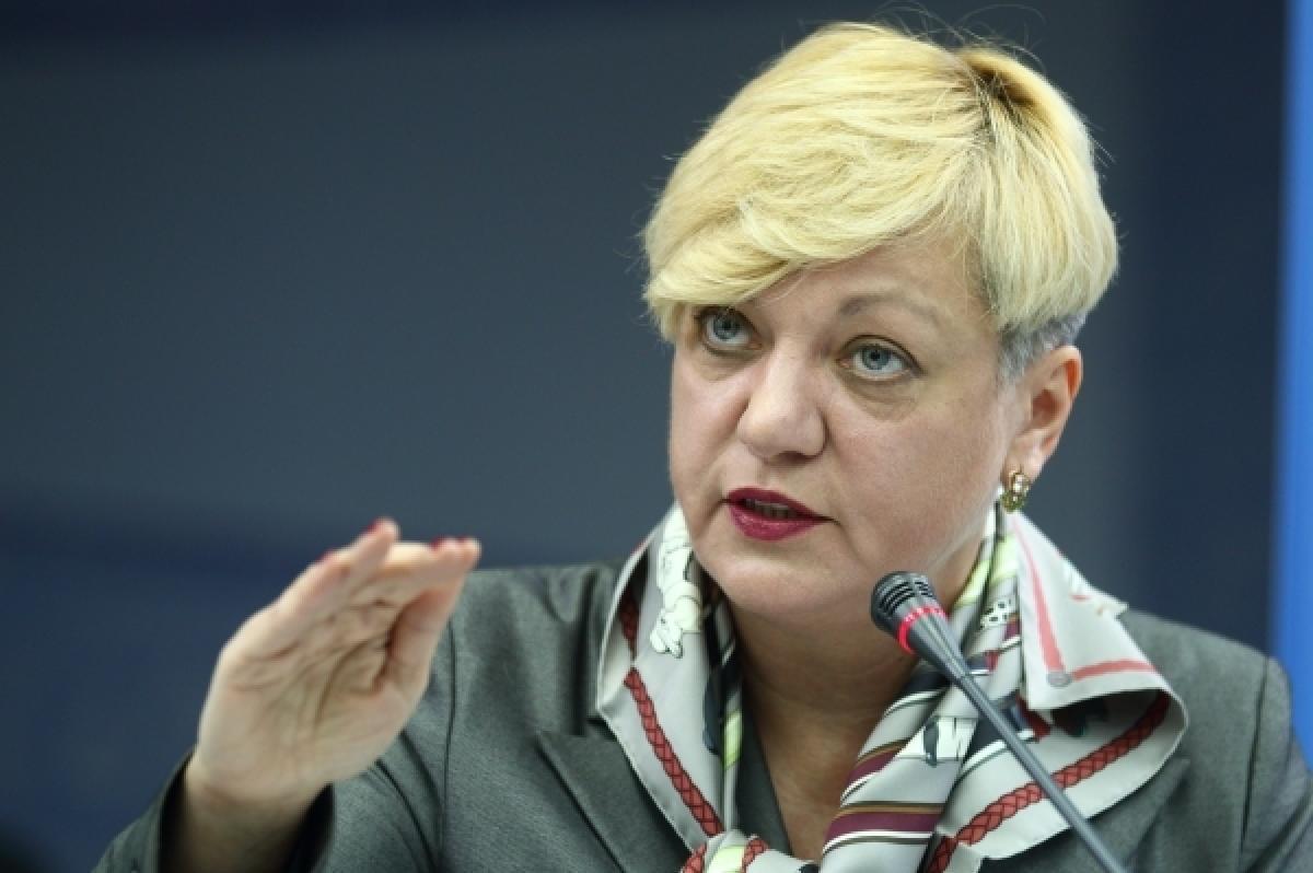 Гонтарева потратила сотни тысяч и превратилась в «суперблондинку»