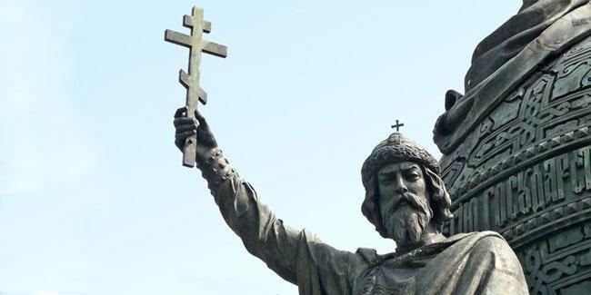 Хрещення Русі: на вулиці Києва вийдуть двісти тисяч вірян