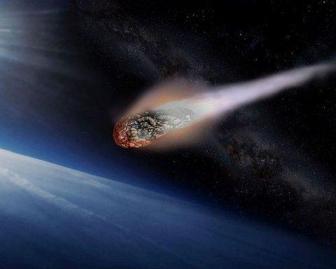 До Землі наближається гігантська комета «Халк»
