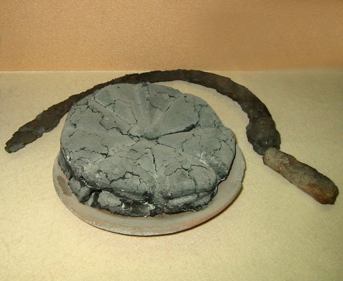 Найдавніший шматок хліба знайшли на Близькому Сході: пролежав 14 тисяч років
