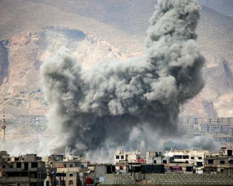 При химатаке в Сирии был использован хлор
