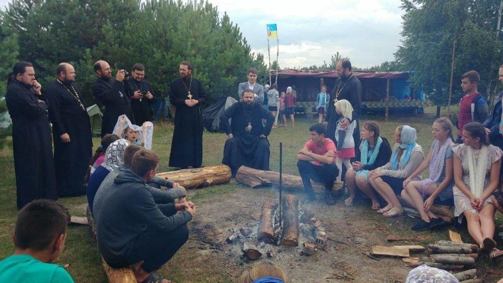 На дитячий православний табір напали невідомі: подробиці