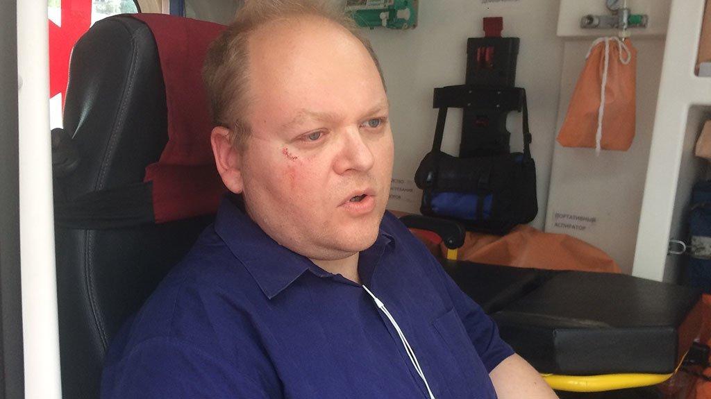 На відомого українського активіста скоїли напад