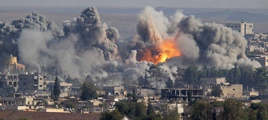 США обстріляли позиції армії Асада, загинули десятки людей