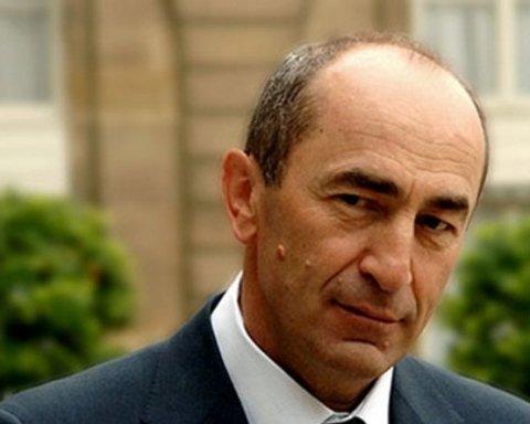 Экс-президента Армении обвинили в госперевороте: подробности