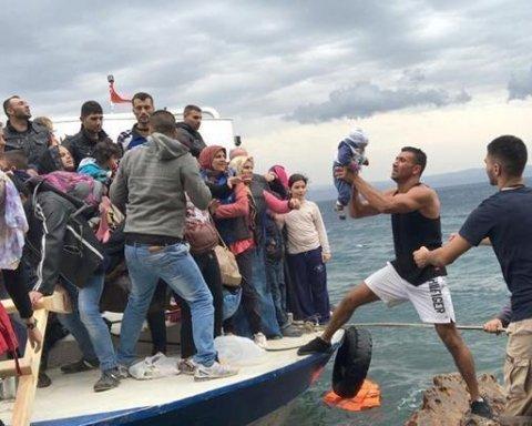 Италия ограничит въезд беженцев в страну