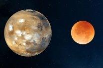 Над Землей «столкнутся» Луна и Марс: ученые сделали важное заявление