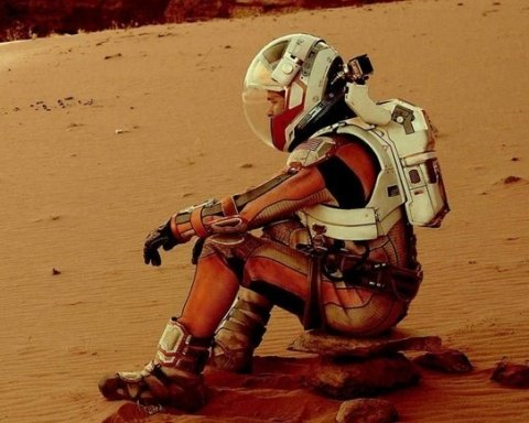 Ученые показали, как выглядят люди на Марсе