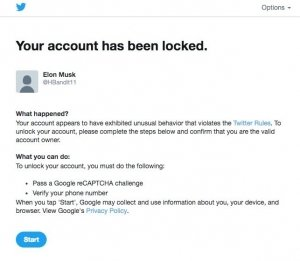 «Илона Маска» начали блокировать в соцсетях: что случилось