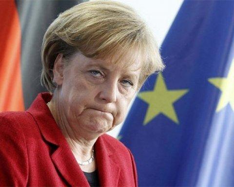 Поки ведмеді продовжують рід: Меркель зняли в пікантній ситуації