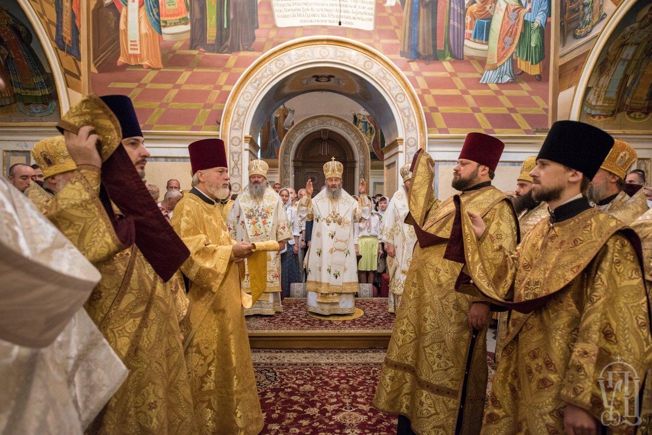 Автокефалия для Украины: в УПЦ МП высказались о поместной церкви