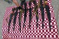В Мариуполе нашли склад оружия из «ДНР»
