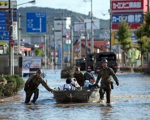 Катаклізм в Японії: кількість жертв вже досягла 130 чоловік