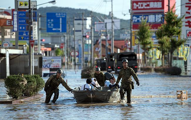 Катаклизм в Японии: число жертв достигло 130 человек