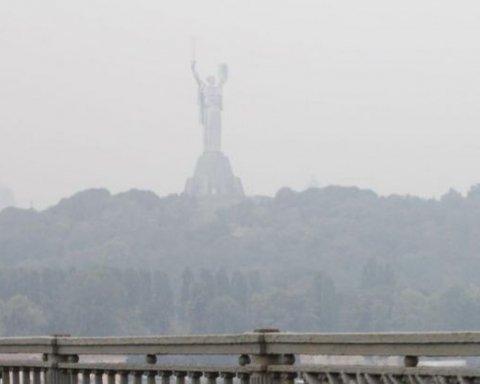 Жителей Киева предупредили о смоге