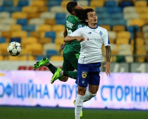 Динамо втратило ключового гравця перед матчем зі Львовом