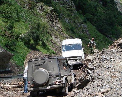 В Грузії знайшли тіла двох зниклих туристів