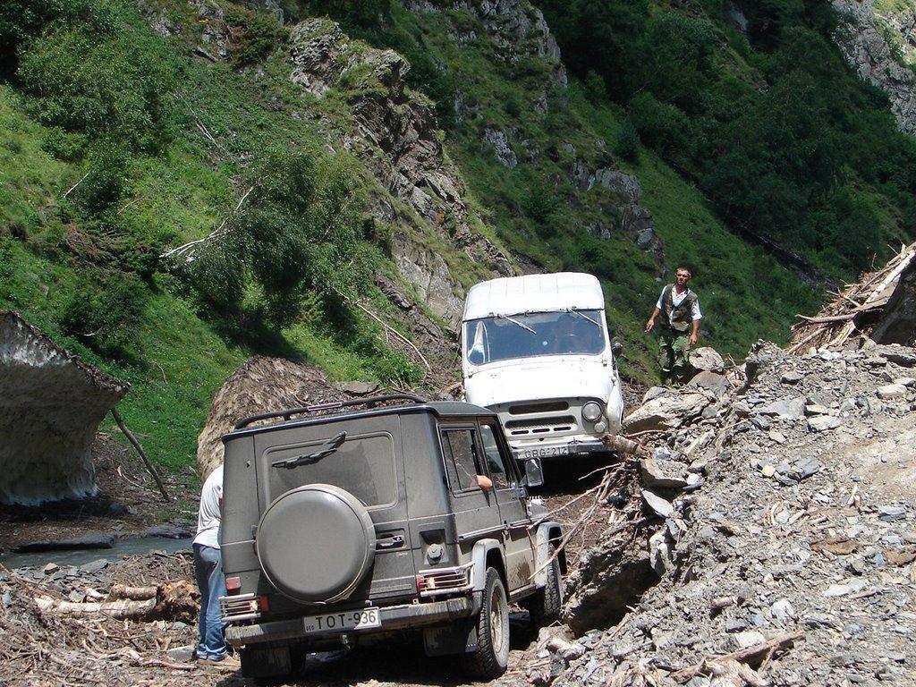 В Грузии нашли тела двух пропавших туристов