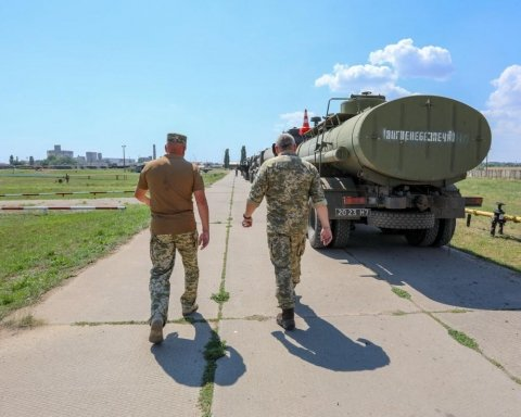 В Одессе «потерялся» прапорщик с 200 тоннами топлива