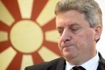 Президент Македонии продолжает протестовать против переименования страны
