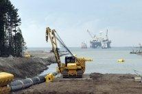 Работы по строительству «Северного потока-2» уже начались в Европе