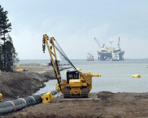 """Роботи з будівництва """"Північного потоку-2"""" вже розпочалися у Європі"""