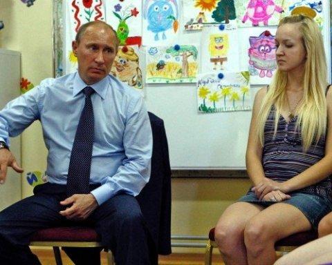Путін «зменшить» термін вагітності до 7 місяців, росіяни підписали петицію