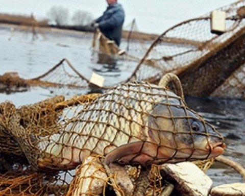 Українським браконьєрам заблокували доступ до морської риби