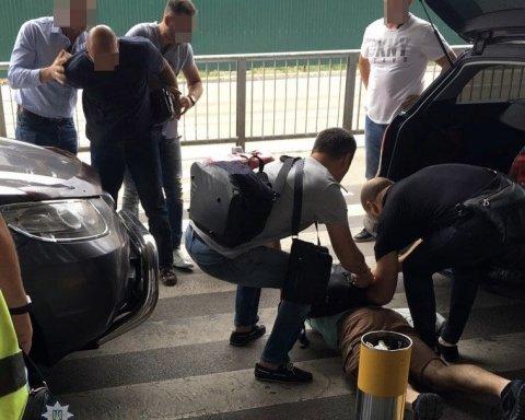 Полиция задержала преступников с кокаином на 30 миллионов гривен