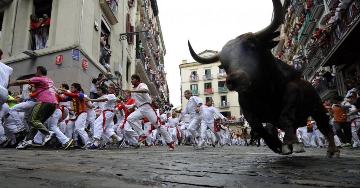 В Испании стартовала коррида