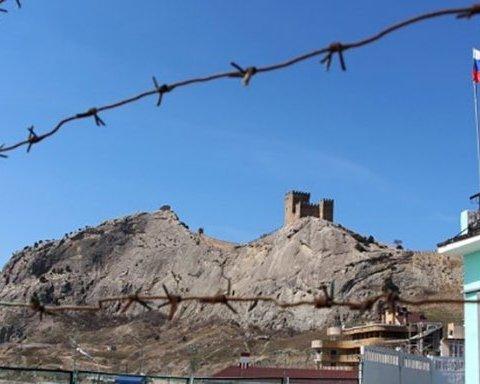 Полное гетто: появились свежие фото из оккупированного Крыма