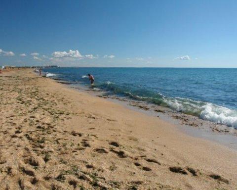 В сети появились очередные фото «забитых» пляжей Крыма