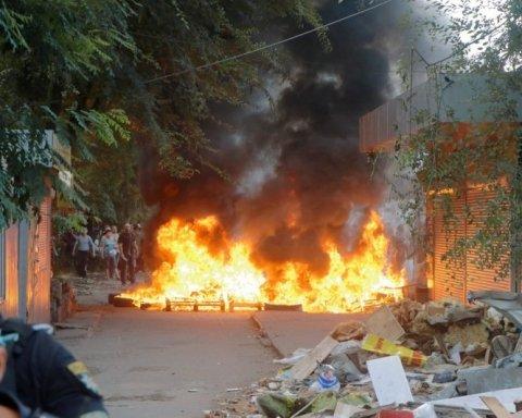 У Дніпрі жорстоко побили активістів