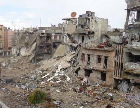 Оккупированный Крым собрался сотрудничать с Сирией