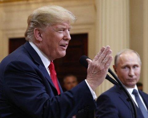 Трамп признался, что боится Россию