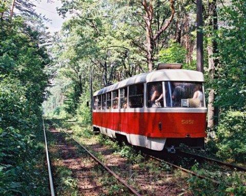 Исторический маршрут столичного трамвая восстановлено: киевлянам сообщили хорошие новости