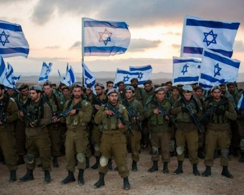 Ізраїль наніс потужний ракетний удар по позиціям іранських сил в Сирії