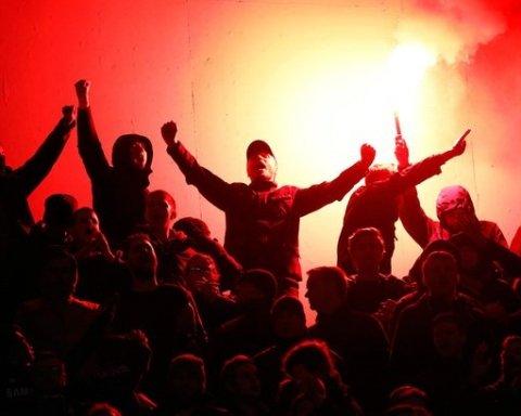 Десятеро на одного: у Москві загинув футбольний фанат
