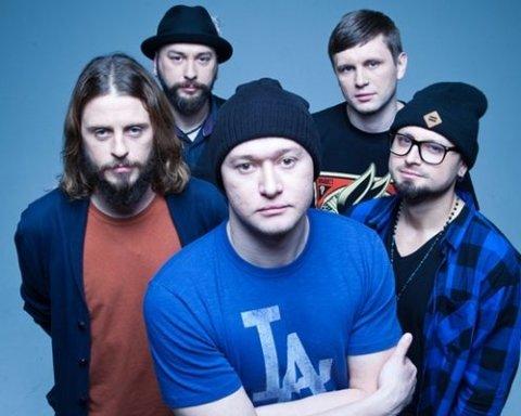 """Гурт """"Бумбокс"""" готує акцію протесту  під носом у Путіна"""