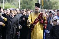 Сотни киевлян попросят Бога снизить цены за проезд