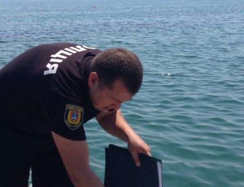 В Одессе выловили тело утопленника